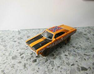 1969 Plymouth Roadrunner 4X4 Johnny Lightning 1/64 Scale