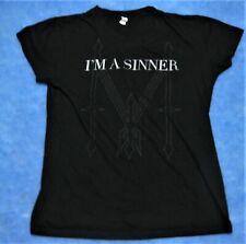 Madonna Mdna Tour Camiseta soy un pecador Chico Juguete Incluido 2012