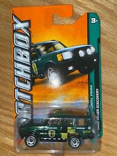 MATCHBOX. Land Rover Discovery  in Dark Green