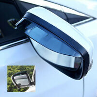 For Opel/Vauxhall Mokka Chevy Trax Door Side Wing Mirror Rain Guard Visor Cover