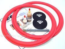 """Cerwin Vega 15"""" Speaker Foam Repair Kit - D-9 D9 - 2CV15f-comp"""