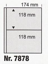 Safe COMPACT-Fogli per FDC 's, lettere ecc. 10 pezzi PROD - 7878