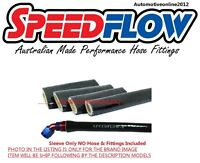 Speedflow Fire Jacket Insulation Sleeving -4 AN4 200 Series Teflon Braided Hose