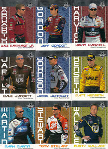 2002 Optima COOL PERSISTENCE #CP12 Rusty Wallace BV$4! ONE CARD ONLY!