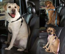 CAR HARNESS SAFETY SEATBELT nylon w/ D ring for lead attachment Seat Belt Pet