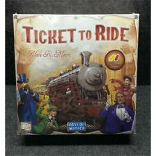 Days Of Wonder Ticket to Ride Board Game, 2-5 Players, Ages 8+