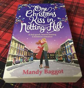 One Christmas Kiss in Notting Hill Libro in Lingua Inglese Come da Foto N