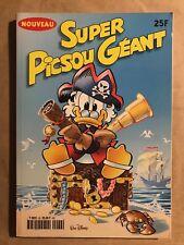 SUPER PICSOU GEANT - T92 : août 1999