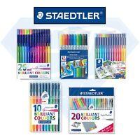 STAEDTLER Stationary - Pens / Colouring Pencils / Felt Tips / Triplus Colour JB