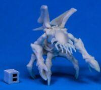 Reaper Miniatures Horace /'Action/' Jackson #80023 Bones Unpainted RPG D/&D Figure