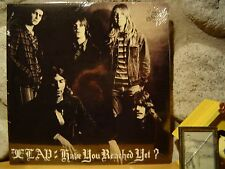 CLAP Have You Reached Yet? LP/1972 US Garage Rock/Flamin' Groovies/Acid Archives