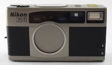 Nikon 35Ti 35mm Film Point and Shoot Camera - Parts / Repair - NO RESERVE 20