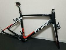 Shimano Carbon Frame Set Cube Black Seat Post Bb Press Fit From Japan F/S