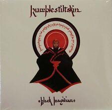 rumplestiltzkin - black magician  ( redvinyl !! )  LP-re-release