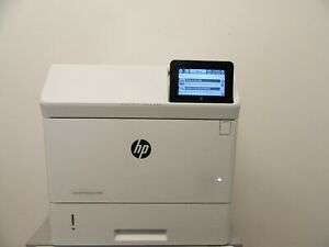 HP LaserJet Enterprise M606X M606 Mono A4 Printer, WIRELESS, WARRANTY!