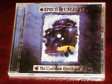 Epoch Of Unlight: The Continuum Hypothesis CD 2005 The End Records TE053 NEW