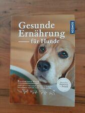 Buch Gesunde Ernährung Für Hunde