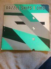 """Dazzle Ships OMD 1983 [V2261] 12"""" Vinyl Gatefold Pop"""