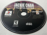Jackie Chan Stuntmaster Sony PlayStation 1 PS1 Disc Only Tested