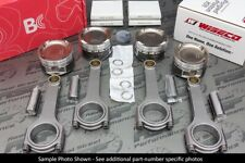 Wiseco Pistons Brian Crower Rods VTEC B18A B18B with B16A Head 81.5mm 12.3:1