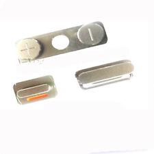 Iphone 4S External Outside Button Set Power Volume Mute Button Sleep Hold Key UK