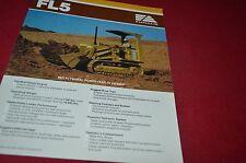 Fiat Allis FD5 Loader Crawler Tractor Dealer's Brochure DCPA6 Ver3