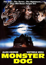 MONSTER DOG - DVD - Region 1 - Sealed