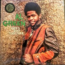 "AL GREEN - LET'S STAY TOGETHER - "" NEW, SEALED, LP "" DOWNLOAD INCLUDED"