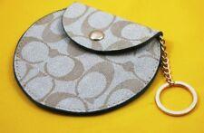 E30:New Kawaii PU Leather Coin Purse with Gold Tone Key Ring-Gift Idea
