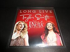 TAYLOR SWIFT FT PAULA FERNANDES LONG LIVE VERY RARE ARGENTINIAN PROMO CD SINGLE