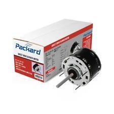 Packard 43586 1/3 HP 208-230V 1075RPM 3 Speed 48 Frame Direct Drive Blower Motor