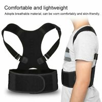Posture Corrector Belt Kyphosis Shoulder Support Flexiable Strap for Adult&Child