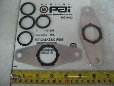 Oil Cooler Gasket O-Ring Mounting Kit for Cummins N14. PAI# 131594 Ref.# 3069678
