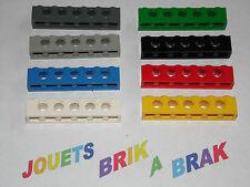 Lego briques brick poutres technic 1x6 ou 6x1 choose color ref 3894