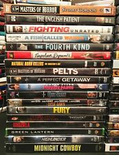 Dvd Movies Lot Sale $5 each! Pick your Movie! All Brand New!