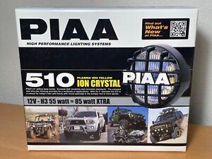 PIAA Plasma ION Crystal Fog Lamp Kit 05161, 2 Lamps, bulbs and harnesses, NEW