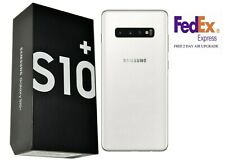 Samsung Galaxy S10+ Plus Sm-G975U 128Gb Prism White Unlocked Verizon T-Mobile