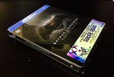 BATMAN V SUPERMAN - Dawn Of Justice STEELBOOK BLURAY esclusiva Amazon.it RARO