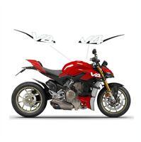 Adesivi per fiancate design personalizzato - Ducati Streetfighter V4