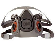 3m 6200 Half Facepiece Reusable Respirator Respiratory Protection Size Medium