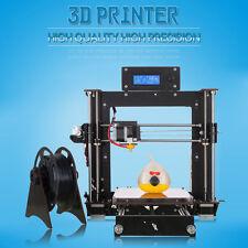 2017 Upgraded Quality High Precision Reprap Prusa i3 DIY 3d Printer USA*** OB