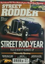 Street Rodder March 2017 Street Rod of the Year 10 Runners Up  FREE SHIPPING sb