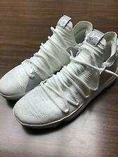 the best attitude 10359 fa95b Nike Zoom Kd 10 White-Chrome-Pure Platinum (897815-100)