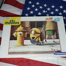 Minions a Movie Exclusive Puzzle game 100 Pc