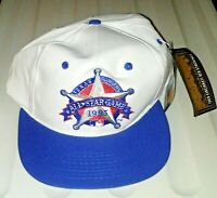 Texas Rangers 1995 All-Star Game Drew Pearson Vintage SnapBack Baseball Hat Cap