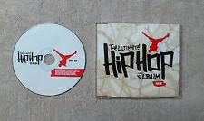"""CD AUDIO MUSIQUE / VARIOUS """"THE ULTIMATE HIP HOP ALBUM CD 02"""" CDM 10T 2003 EU"""