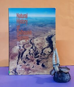 W Zeidler: Natural History of Dalhousie Springs/South Australia/natural history