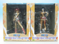 [FROM JAPAN]One Piece DX GIRLS SNAP COLLECTION 3 Nami & Robin Complete set o...