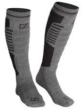 Mobile Warming Unisex 3.7v Battery Heated Socks,Gray/Black,Ladies 6-11/Mens 4-10