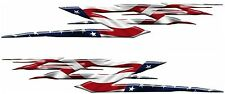 NASCAR GO KART SPRINT CAR IMCA RACING VINYL GRAPHICS boat Stickers Wrap 2- 50""